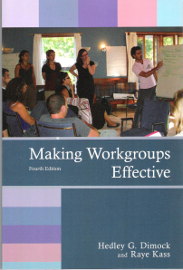 Making work groups effective